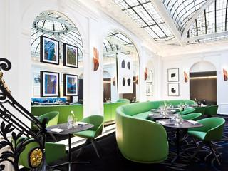 Hotel Vernet París: El sueño parisino