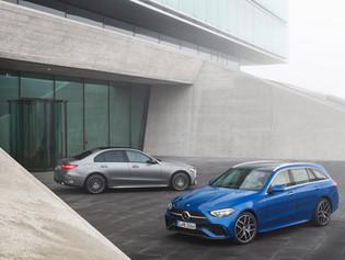 Mercedes-Benz mostró en Europa la nueva Clase C Sedán y Estate