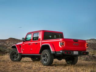 Jeep lanza en Argentina el nuevo Gladiator