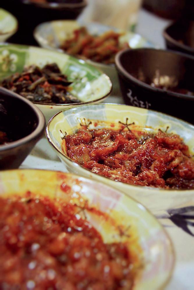 Gastronomía étnica Los Angeles