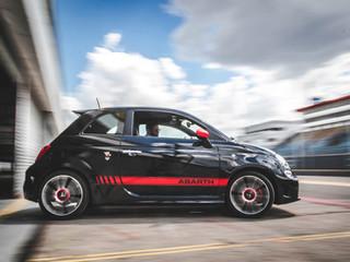 """Test Drive • Fiat 500 Abarth """"595 Turismo"""": Picante y nervioso"""