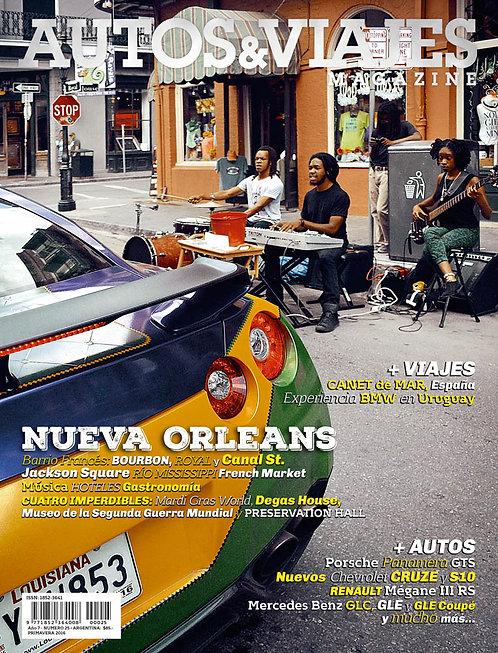 Autos&Viajes #25