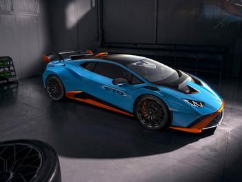 Lamborghini Huracan STO: Del circuito a la carretera