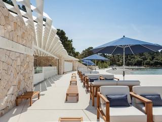 HOTEL MONTE MULINI: La perla del Adriático