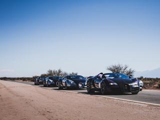 Bugatti Grand Tour Chile-Argentina 2017: Etapas IV, V y VI