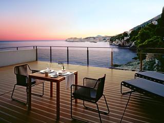 Hotel Villa Dubrovnik: Lujo en el paraíso