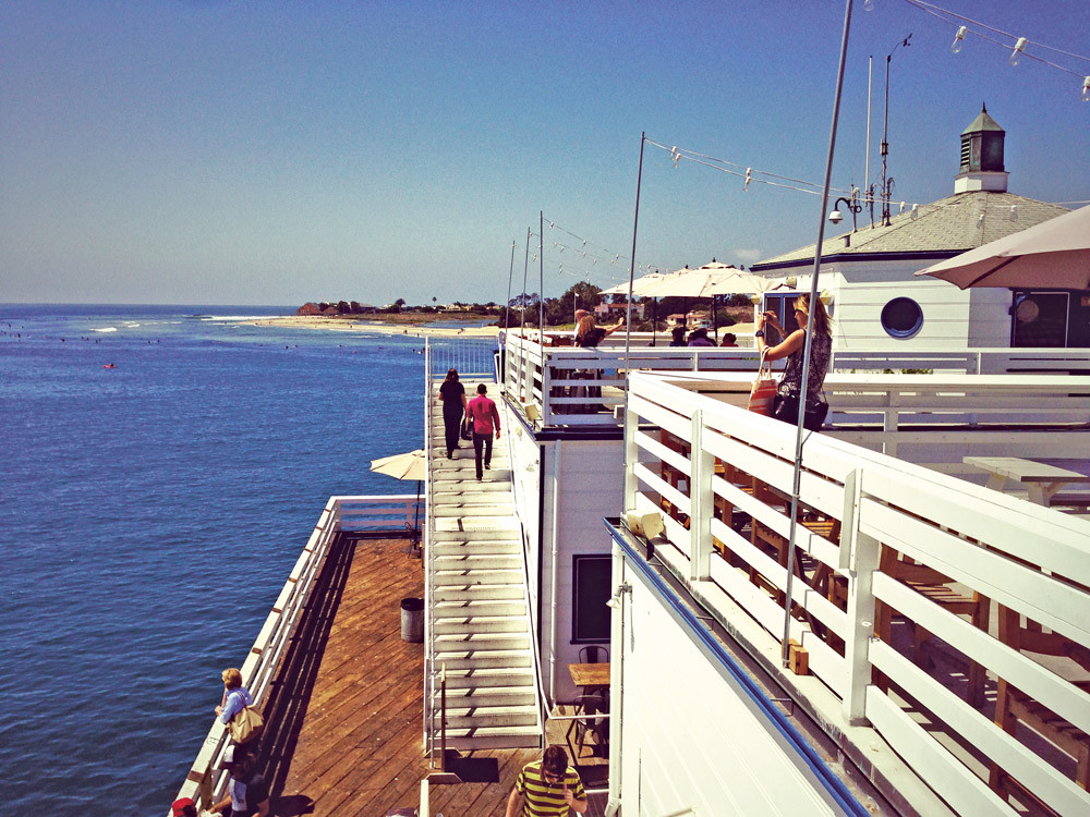 Muelle de Malibú