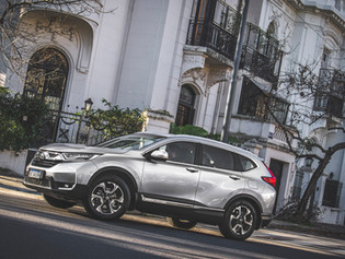 Test Drive • Honda CR-V EXT: El peso de la experiencia