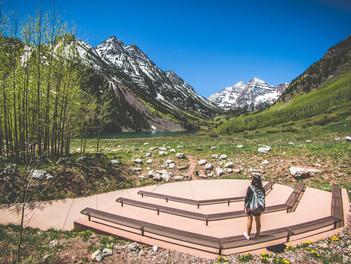 De Denver a Aspen: El jardín de Dios
