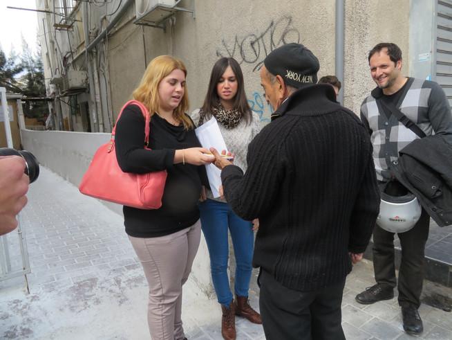 Interviewing veteran residents