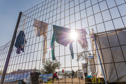 MORIA - REFUGEE CAMP, LESBOS