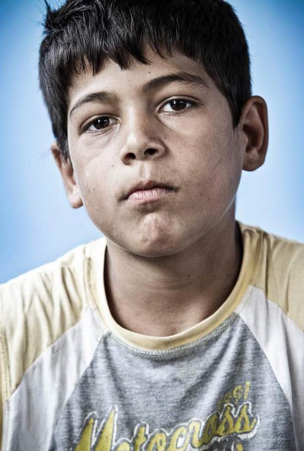 CHILDHOOD - REFUGEE CAMP, MONTENEGRO