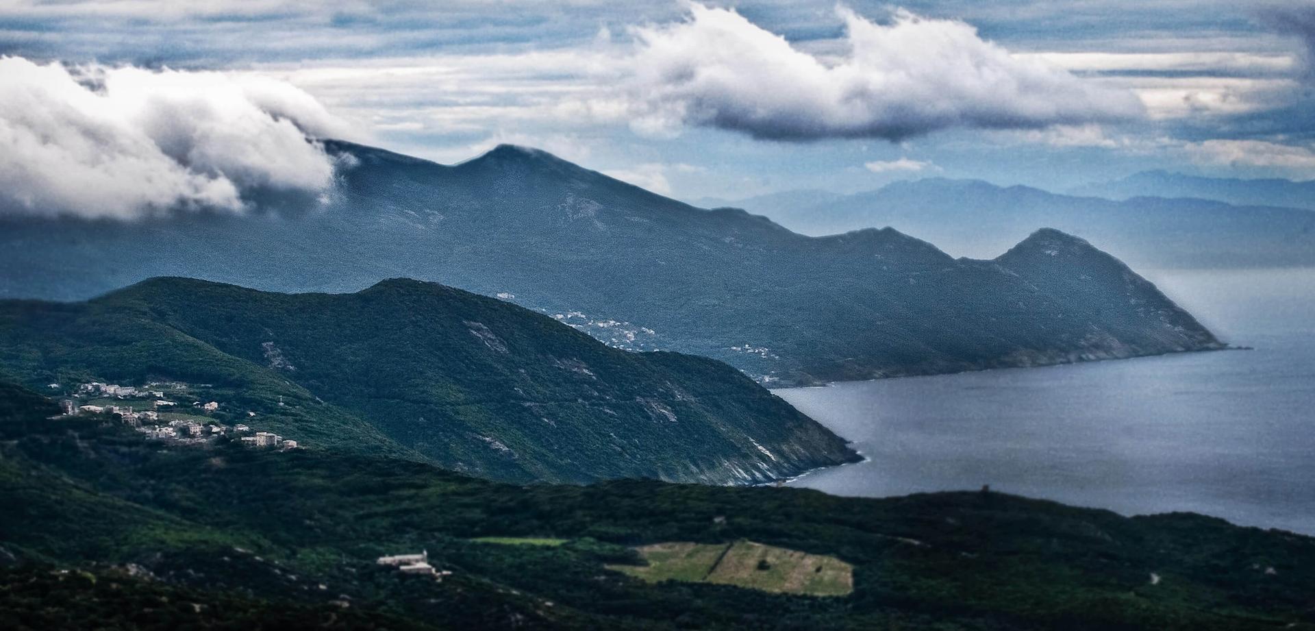 Korsika, Landscape, 2011, Island, Corse, France, Road Trippin