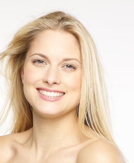 Blonde Smile