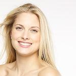 Blond Smile
