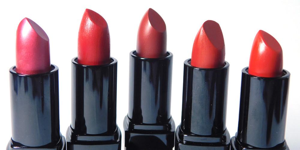 Lipstick - Sturdy, Vixen, Queenie, Urbanista, Code Red