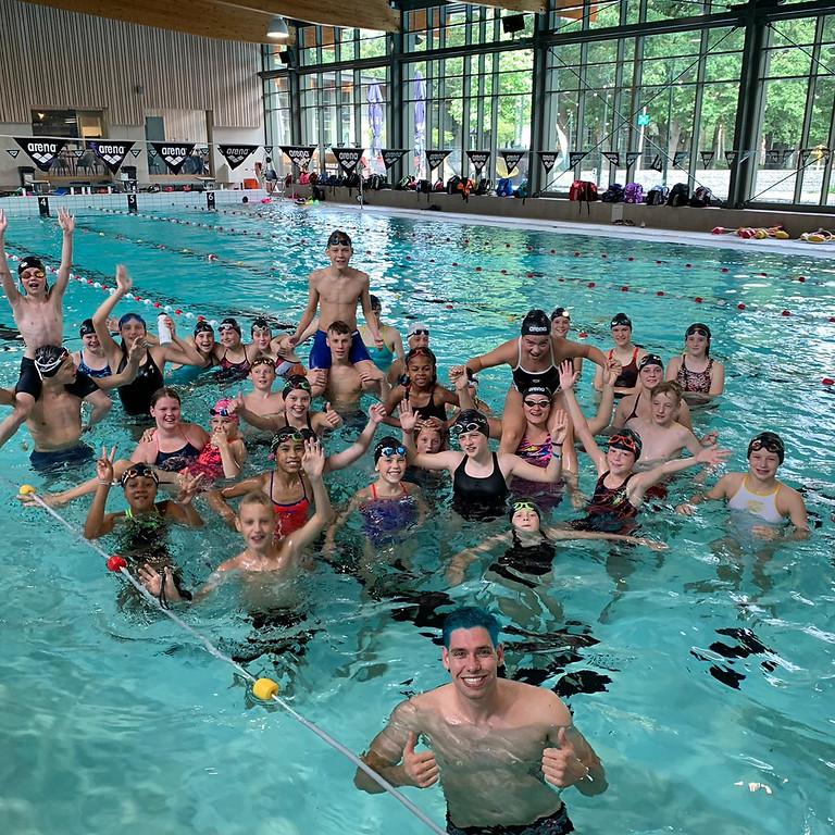 Zwemkamp zomervakantie 2022
