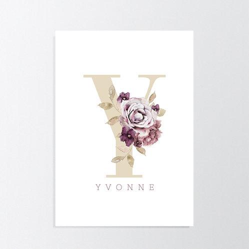 Violetta Y-Z (custom name)