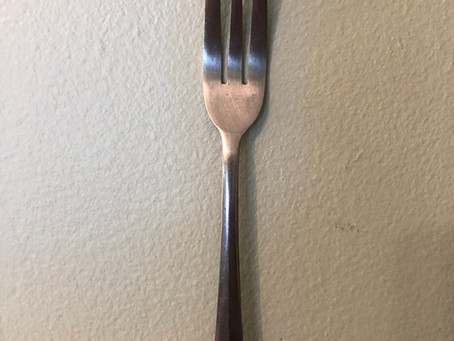 The Fork in My Office