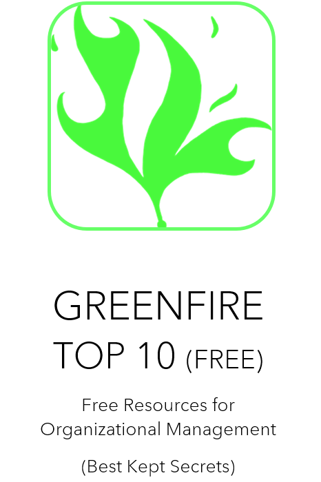 """Greenfire Top 10 (Free) Resources (promo code """"Free"""")"""