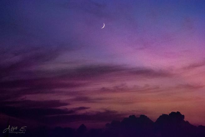 New Moon Tishrey