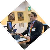 Hand and wrist surgeon Lorenzo Garagnani