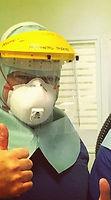 Hand and wrist surgeon Lorenzo Garagnani Covid-19
