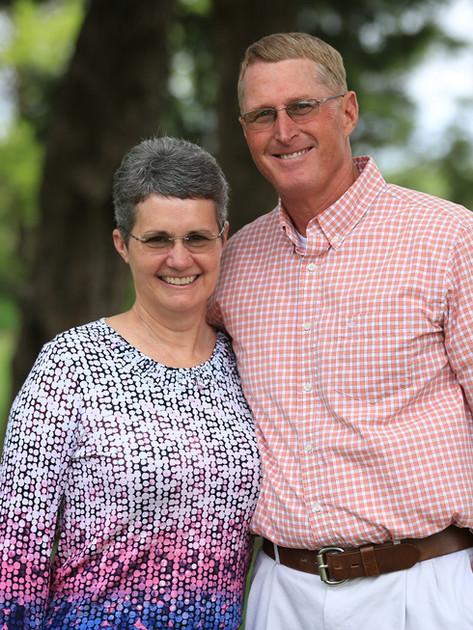 Bill and Joan Christner