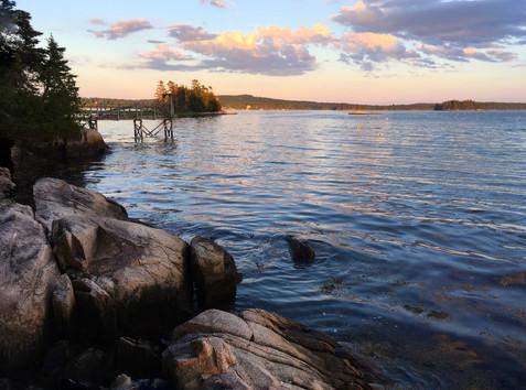 Private Granite Waterfront