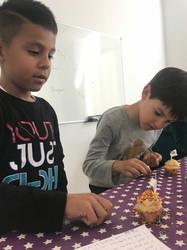Talleres 4º aniversario - Muffins