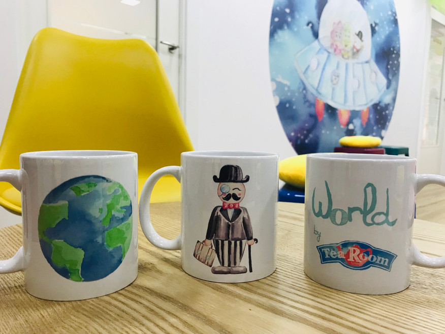 Tazas Travel by Tea Room