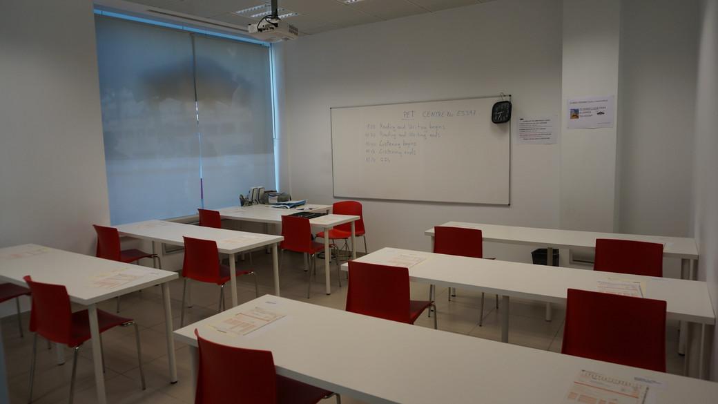 Clase Tea Room School of English
