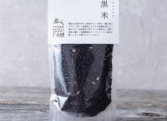 黒米 サヨムラサキ  3袋お得セット