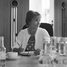 Jo Johnson, Finance Director