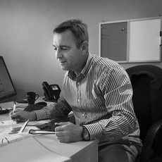 Ted Collett, Production Manager