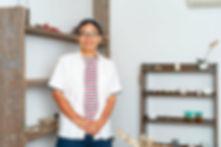 吉野屋商会 代表取締役 茶田勉(Chauseにて)