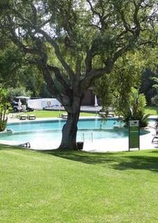 The nearest pool
