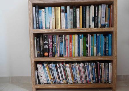 Take & Replace Book Case