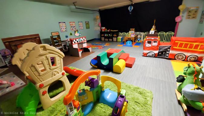 Indoor Play Room