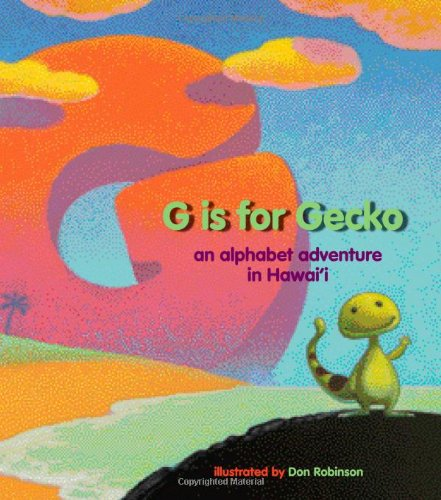 g is for gecko
