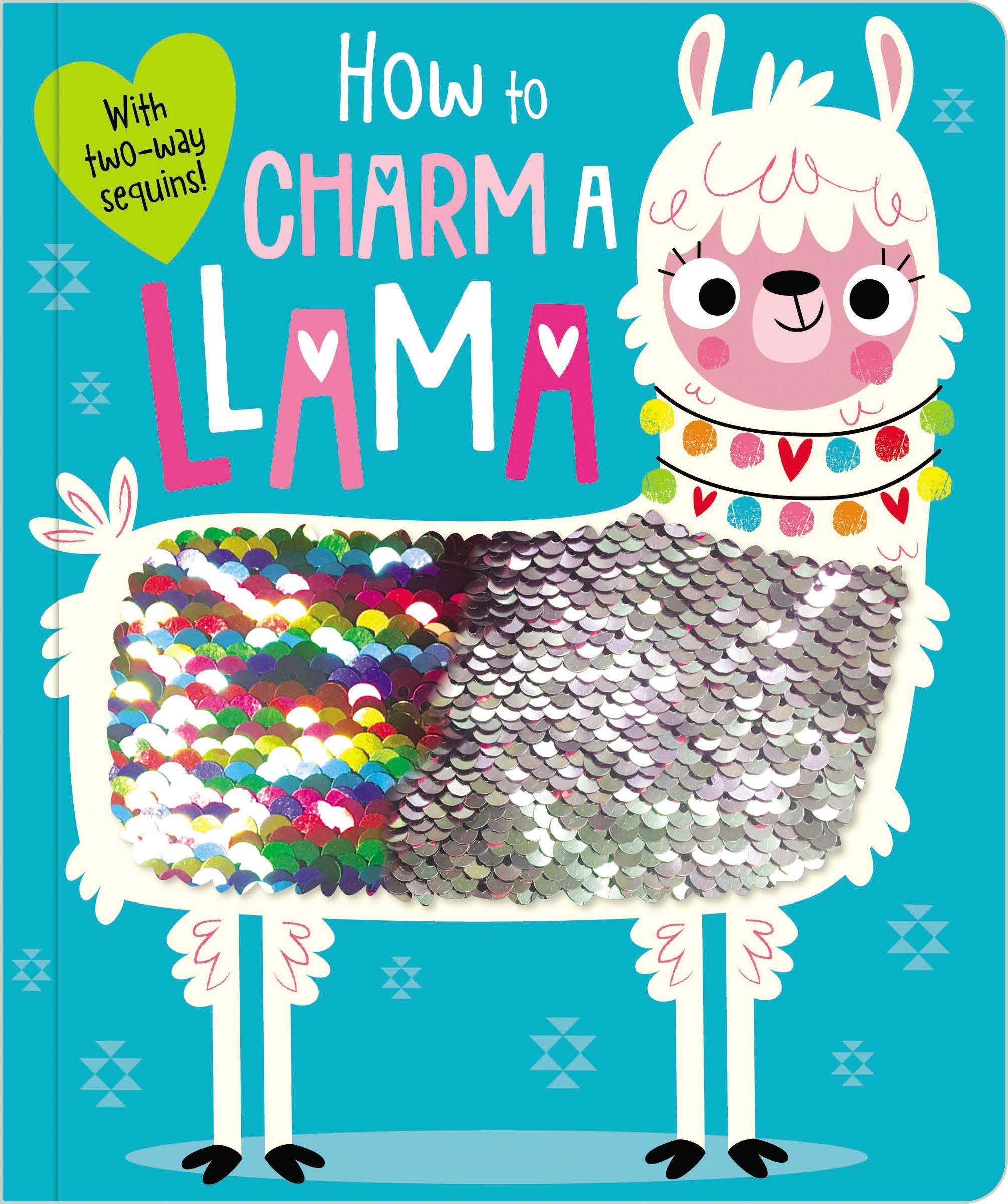 how to charm a llama