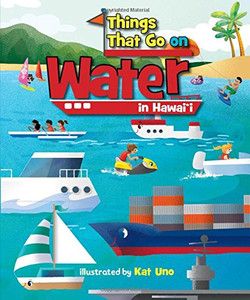 things that go on water in hawaii