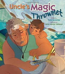 uncles magic thrownet