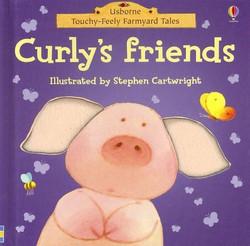 Curlys Friends