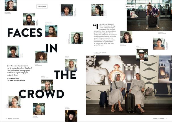 APEX magazine USA