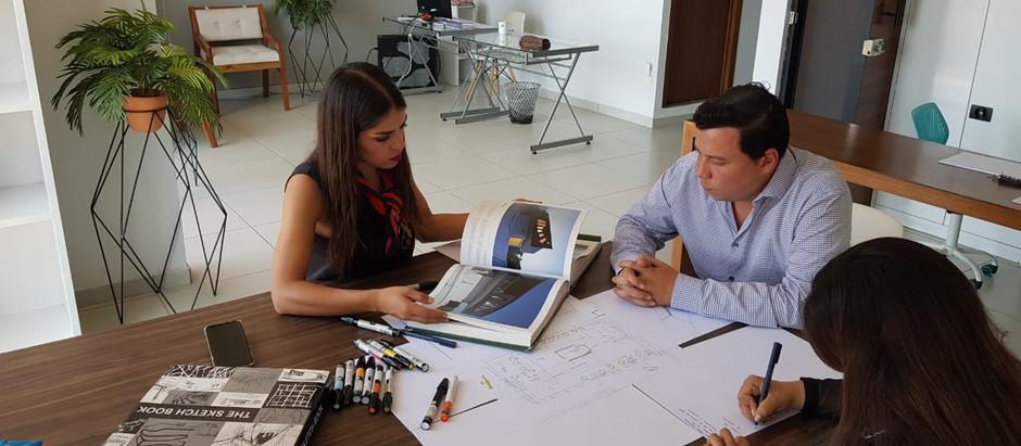 ¿En qué te debes de fijar al contratar a un arquitecto?