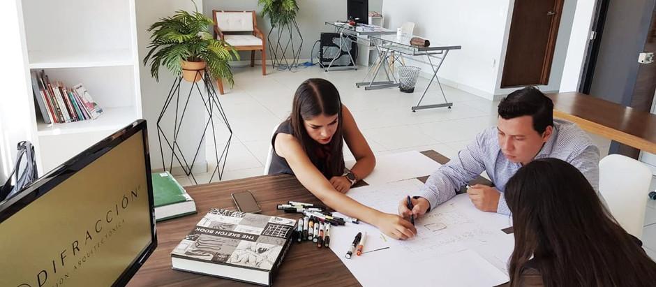 ¿Qué necesita tener un plano arquitectónico?
