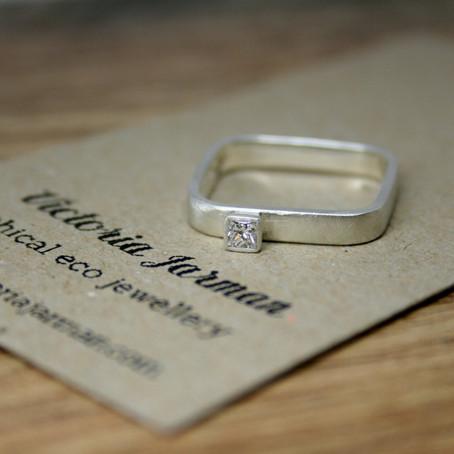 Remodelled Diamond Rings