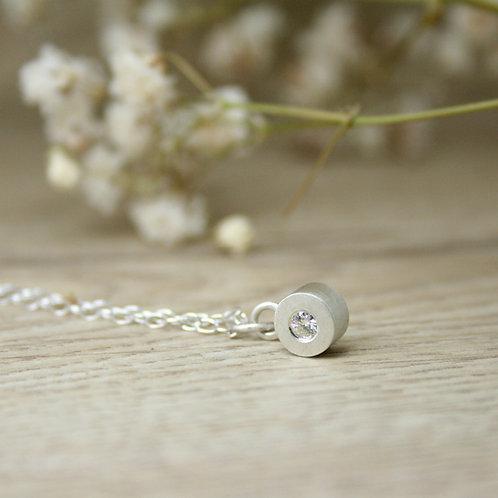 Diamond Pendant - Simplicity Collection