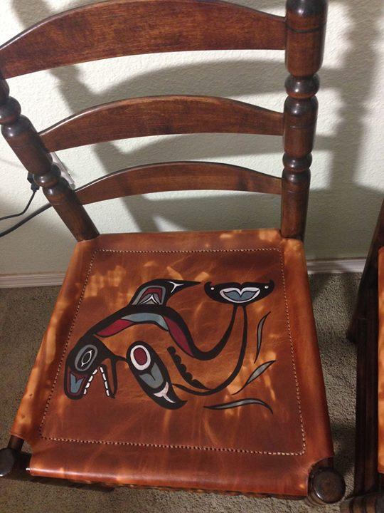 Ladderback Orca Seat